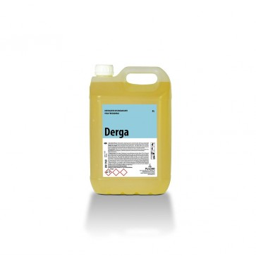 Detergente desengrasante máquina fregadora DERGA 5 Lts.