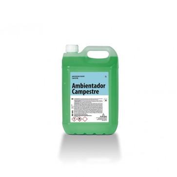 Ambientador líquido CAMPESTRE 5 Lts.
