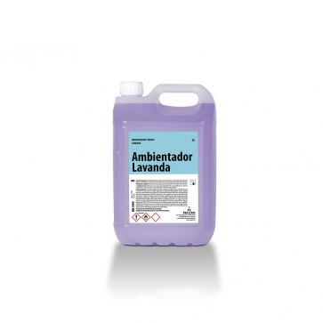 Ambientador líquido LAVANDA 5 Lts.