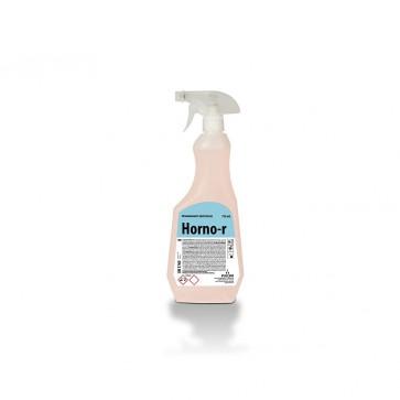 Desengrasante quitatintas HORNO-R en envase de 750 ml.