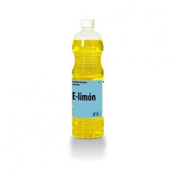 MERCAHIGIENE.com fregasuelos limón 1 Litro PULCROpure