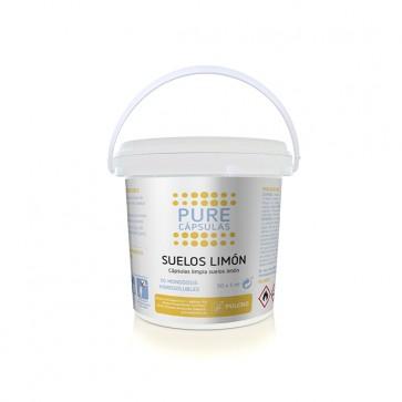 MERCAHIGIENE.com fregasuelos en capsulas limón PULCROpure