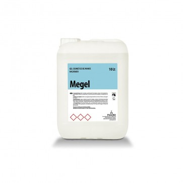 MERCAHIGIENE.com gel de manos pH neutro 10 Litros PULCROpure