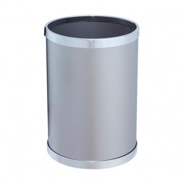 MERCAHIGIENE.com-Papelera-inox-aros-cromados-10-litros-PULCROkit