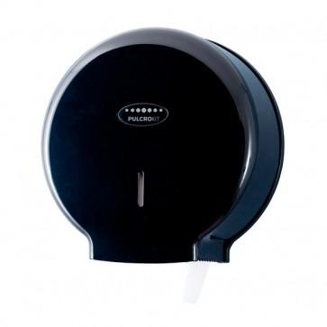 MERCAHIGIENE.com-Portarrollo-higienico-industrial-ABS-negro