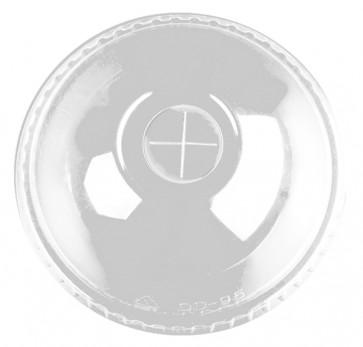MERCAHIGIENE.com tapa cupula con cruz diametro 92 PET PULCROaway
