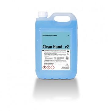 Gel hidroalcoholico CLEAN HAND v.2 garrafa 5 Lt.2