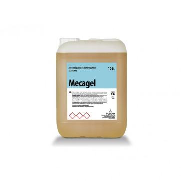 Jabón de manos suciedades extremas MECAGEL 10 Lts.