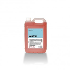 Mantenedor neutro para suelos tratados NEUTRAN garrafa de 5 Litros.