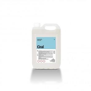 Cera metalizada concentrada CIRAL garrafa de 5 Litros.