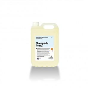 Champu para el cabello con extracto de avena CHAMPU AVENA envase de 5 Litros.