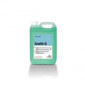 Detergente amoniacal ZENITH-Q garrafa de 5 Litros.