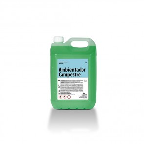 Ambientador líquido campestre A.CAMPESTRE garrafa de 5 Litros.