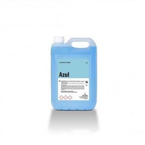 Jabón líquido de manos AZUL garrafa de 5 Litros.