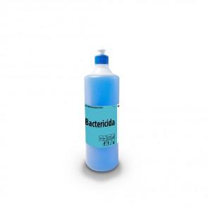 Detergente concentrado bactericida BACTERICIDA envase de 1 litro.