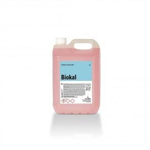 Detergente anticalcáreo BIOKAL garrafa de 5 Litros.