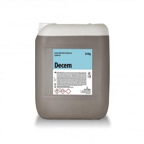 Desincrustante ácido para cemento DECEM garrafa de 24 Kg.