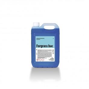 Desengrasante higienizante FORGRASS BAC garrafa de 5 Litros.