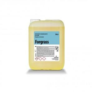 Desengrasante multifuncional FORGRASS 10 Lts.