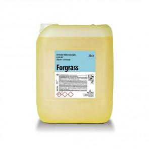 Desengrasante multifuncional FORGRASS 20 Lts.