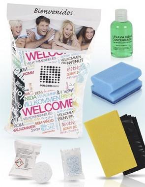 Pack de limpieza alojamiento turisrtico XL PULCROaway