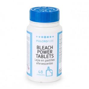 MERCAHIGIENE.com lejia en pastillas 48 unidades PULCROpure