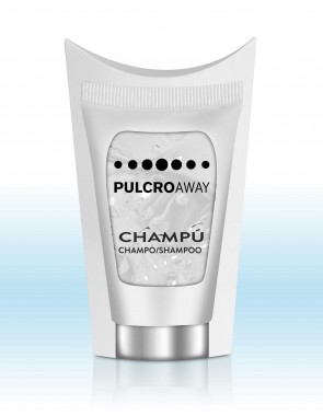 MERCAHIGIENE.com flexituboo champu 20 ml PULCROaway