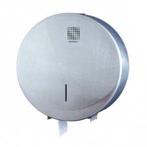 MERCAHIGIENE.com Portarrollo higienico industrial acero inox-sat