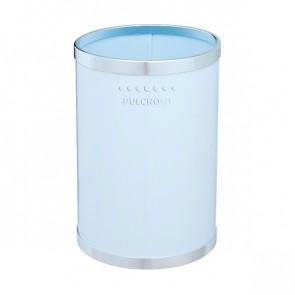 MERCAHIGIENE.com-Papelera-inox-pintada-blanca-aros-cromados-10-L