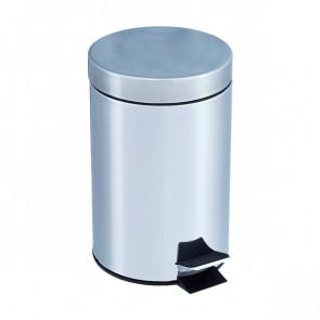 MERCAHIGIENE.com-Papelera-pedal-metalica-5-Litros-con-cubo-inter