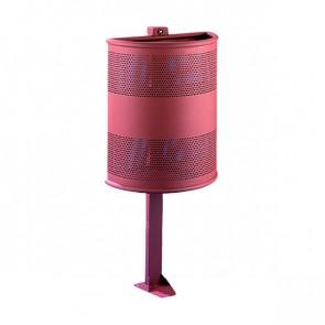 MERCAHIGIENE.com-Papelera-antivandálica-pintada-suelo-40-Litros