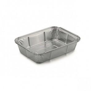 MERCAHIGIENE.com emvase aluminio rectangular 600cc. PULCROaway