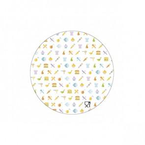 MERCAHIGIENE.com tapa para envases aluminio circular PULCROaway