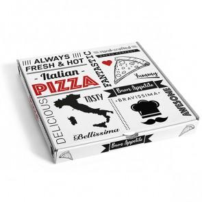 MERCAHIGIENE.com caja pizza mediana PULCROaway