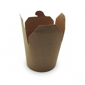 MERCAHIGIENE.com envase multifood 750 ml kraft PULCROaway