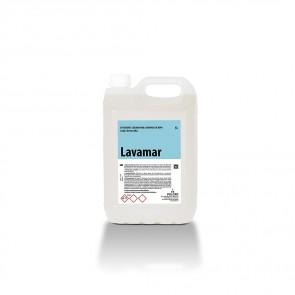 Detergente lavadoras (Jabón de Marsella) LAVAMAR 5 Lts.