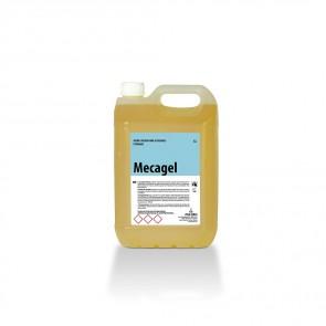 Jabón de manos para suciedades extremas MECAGEL garrafa de 5 Litros.